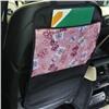 Защита для спинки сиденья + Органайзер для автомобиля, 1 карман под замком, Золушка
