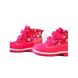 Ботинки Papsin для девочки на липучке