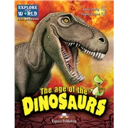 The age of dinosaurs  (CLIL Reader + Cross-platform Application) by Jenny Dooley, Virginia Evans