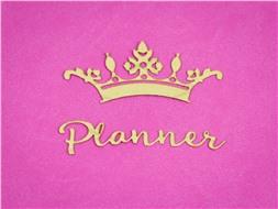 Planner с короной