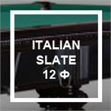 Комплектация Italian Slate 12ф, интернет-магазин товаров для бильярда Play-billiard.ru
