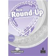 Round Up Russia  Stater  Teacher's book - Книга для учителя