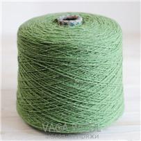 Пряжа City, 026 Яблоко, 144м/50г, шерсть ягнёнка, шёлк, Vaga Wool