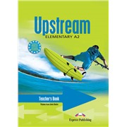 upstream elementary teacher's book - книга для учителя