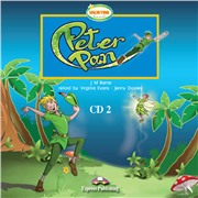 peter pan(showtime reader level 1)cd2