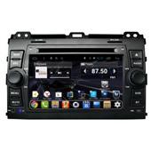 Штатное головное устройство DAYSTAR DS-8001HD для Toyota Prado 120.Lexus GX470. ANDROID 4.4.2