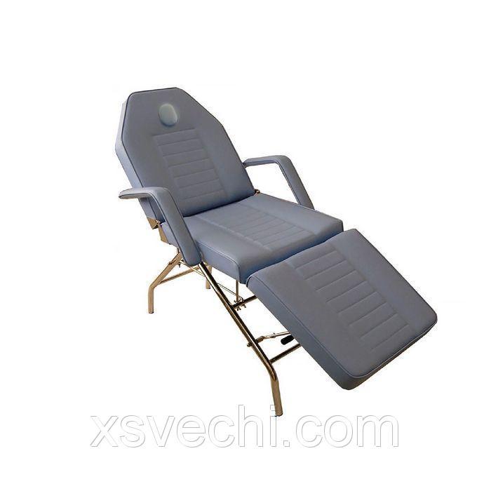 Кресло косметологическое 8089, цвет серый