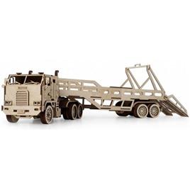 Lemmo Конструктор 3D деревянный подвижный Lemmo Автовоз
