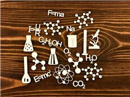 Набор чипбордов Физика и химия