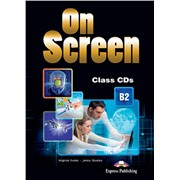 On Screen B2. Class CD's (set of 3) REVISED. Аудио CD для работы  в классе (3 шт).