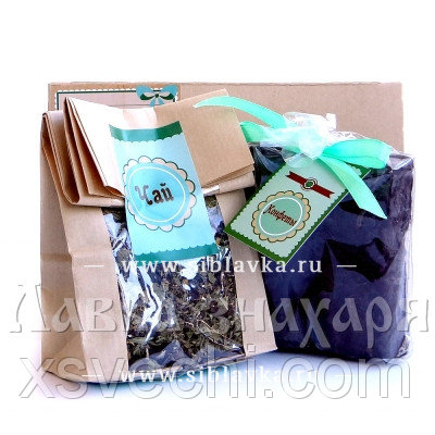Набор «Сладкая почта» для женщины