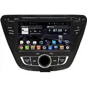 Штатное головное устройство DAYSTAR DS-7067HD для Hyundai Elantra 2014+ ANDROID 4.4.2