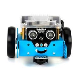 MakeBlock Базовый робототехнический набор mBotV1.1-Blue (Bluetooth Version)