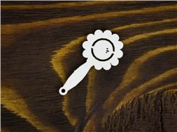 Погремушка ромашка