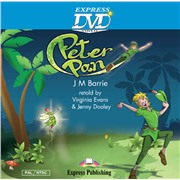 peter pan reader dvd