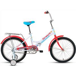 """Велосипед 20"""" Forward Timba Girl, интернет-магазин Sportcoast.ru"""