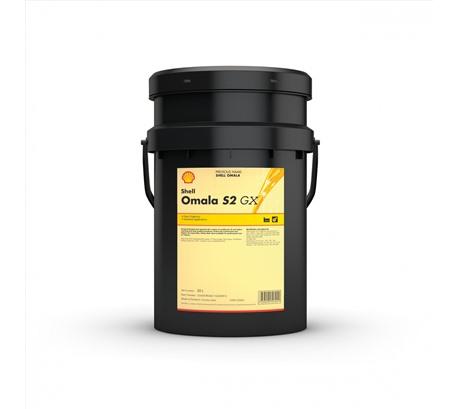 Shell  Omala  S2 GX 100, 20л.