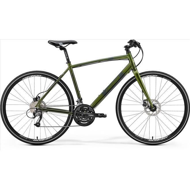 Велосипед Merida Crossway Urban 40D (2017), интернет-магазин Sportcoast.ru