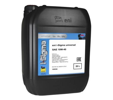 Eni I-Sigma Universal 10W-40 (20л.)