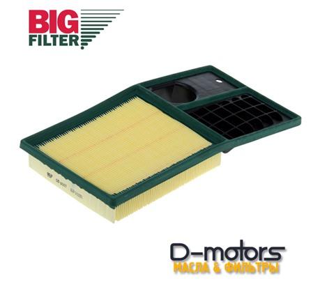 Фильтр воздушный BIG Filter GB8001 для VW Polo седан