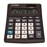 Калькулятор настольный Citizen BUSINESS LINE CMB1201BK 12 разрядов 250433