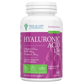 Hyaluronic acid 150mg 60caps