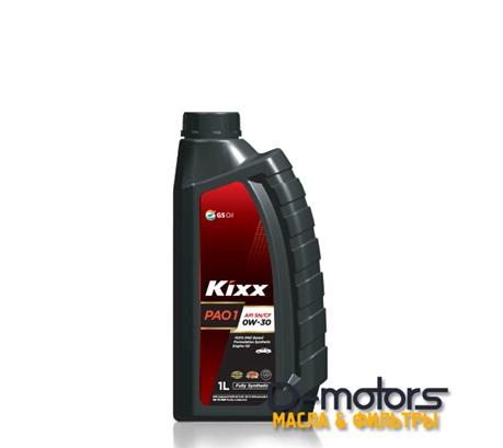 Моторное мало Kixx Pao1 0w-30 (1л)
