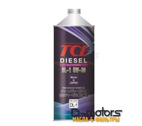 Моторное масло TCL Diesel 5W-30 DL-1 (1л.)