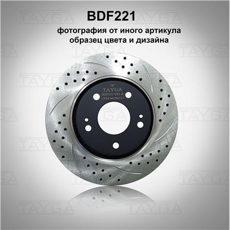 BDF221 - ЗАДНИЕ