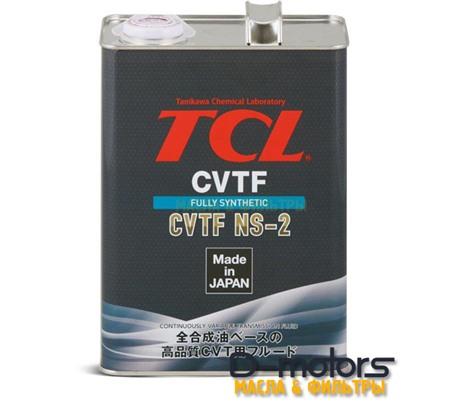 Трансмиссионное масло для автоматических коробок передач TCL CVTF NS-2 (4л)