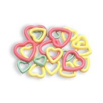 Набор маркеров сердечек из 20 штук, KA Seeknit, 02881