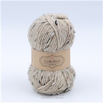 Пряжа Lama Tweed Гранит 6170, 100м/50г, CaMaRose, Granit