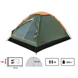 Недорогая 2-х местная палатка Totem Summer TTT-002.09