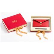 Подарочный набор ручка и портмоне большой Venuse