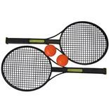 Набор для игры в теннис: 2 ракетки, 2 мяча TX74917