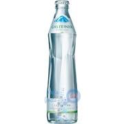 Упаковка минеральной газированной воды Gasteiner в стекле 0,33 - 24 шт