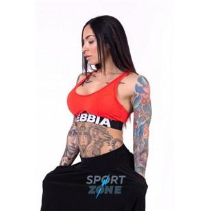 Ne Athletic Cut Out sport bra цв.красный