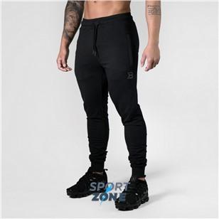 Спортивные брюки Better Bodies Tapered Joggers V2, черные
