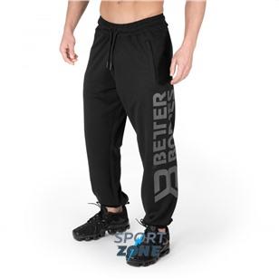 Спортивные брюки Better Bodies Stanton Sweatpants, черные