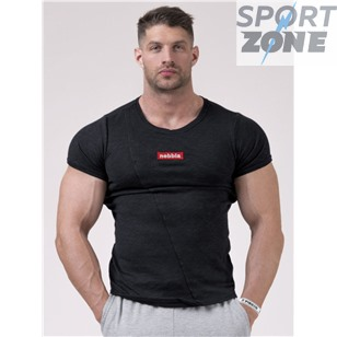Ne Red Label Muscle Back T-shirt цв.чёрный