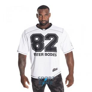 Футболка Better Bodies Football Tee, белая