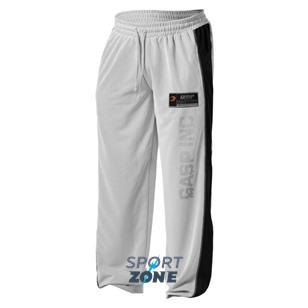 Спортивные брюки GASP №1 Mesh Pant, White/Black