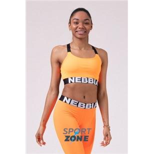 NE Lift Hero Sports mini top цв.апельсин