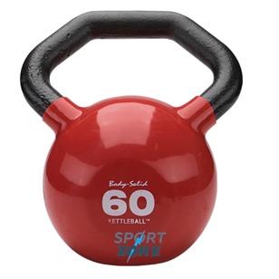 Гиря 27,2 кг (60lb) KETTLEBALL™