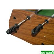 Weekend Настольный футбол (кикер) «Maccab Mini» (121x61x81, орех, складной), интернет-магазин товаров для бильярда Play-billiard.ru. Фото 5