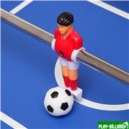 Настольный футбол fortuna azteka, интернет-магазин товаров для бильярда Play-billiard.ru. Фото 5
