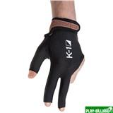 Weekend Перчатка бильярдная «K-1» (черная, вставка кожа), интернет-магазин товаров для бильярда Play-billiard.ru
