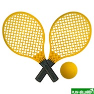 Weekend Набор для тенниса «Short Tennis» (с мягким поролоновым мячом), интернет-магазин товаров для бильярда Play-billiard.ru. Фото 1