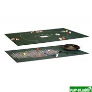Игровой стол - многофункциональный «Dybior Mistral» (черный), интернет-магазин товаров для бильярда Play-billiard.ru. Фото 2