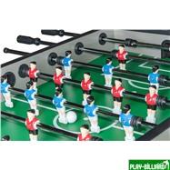 Weekend Настольный футбол (кикер) «Roma III» (140x76x87 см, серый), интернет-магазин товаров для бильярда Play-billiard.ru. Фото 7